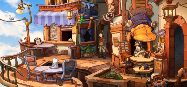 Deponia: The Complete Journey – za darmo