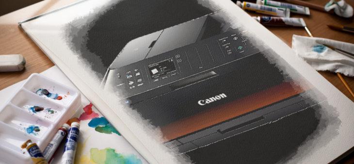 Drukarka Canon – czyszczenie głowicy