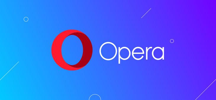 Opera Reborn 3 z obsługą Internet 3.0