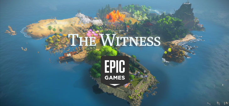 The Witness – za darmo