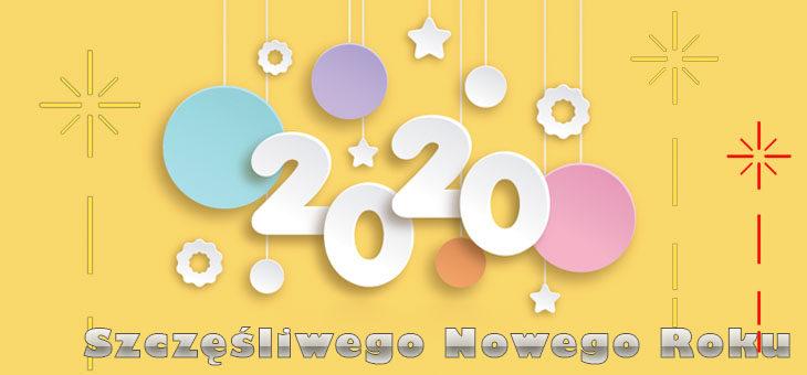 Życzenia noworoczne 2020